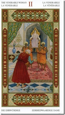 Tarot of the Thousand and One Nights (2)