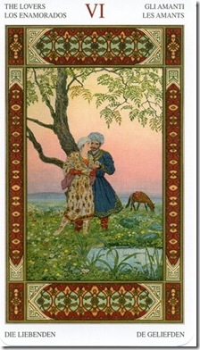 Tarot of the Thousand and One Nights (6)
