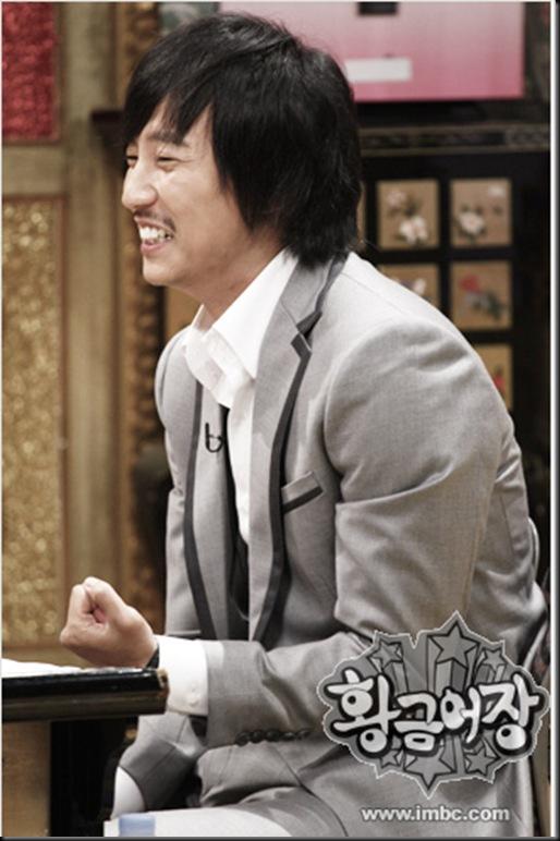Kim Nam Gil ในรายการทีวี