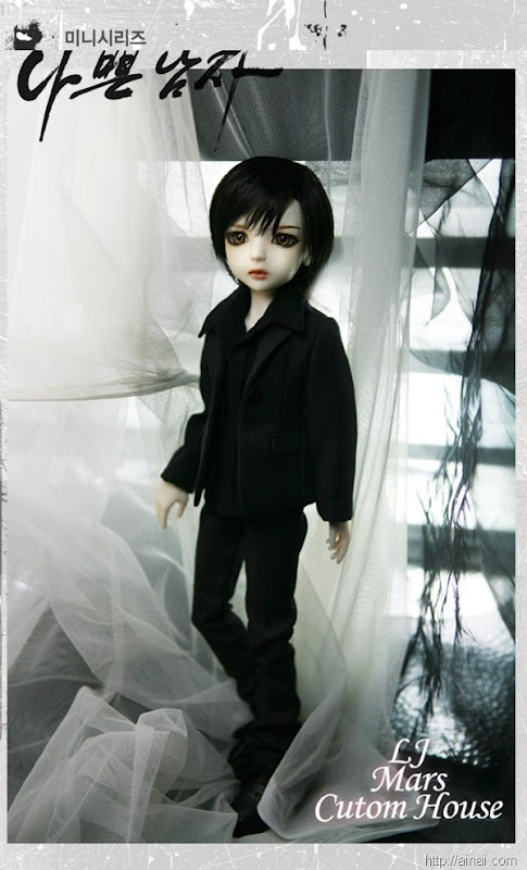 KimNamGil-FC.blogspot.com BadGuy GunWook doll05