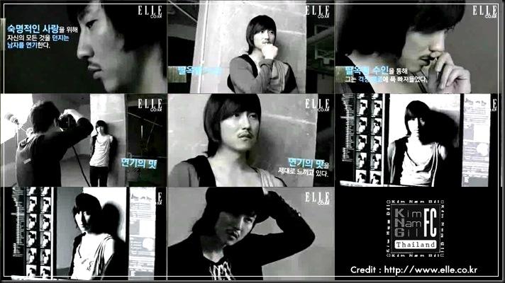 KimNamGil-FC.blogspot.com ELLE 2010 making film3