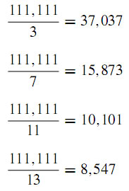 suprising number pattern 12
