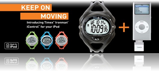 Timex iControl Ironman Watch with iPod Control 02