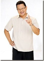 First Time Cast - Bayani Agbayani as Raffy Santiago