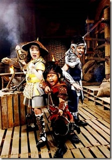 Panday Kids CAst - Hadji (Julian Trono), Charlie (Sabrina Man), and Oliver (Buboy Villar) 02