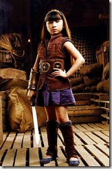Panday Kids Cast - Cruzita Salcedo as Marva