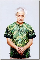 Panday Kids Cast - Pen Medina as Lolo Tasyo
