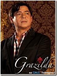 GRAZILDA starring Joel Torre as Fernando