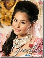 GRAZILDA starring Gwen Zamora as Cinderella
