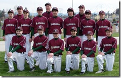 Sammamish Timberwolves - Team Picture (14 March 2010)
