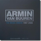 Armin van Buuren - The Music Videos 1997 - 2009 (DVD CD)