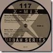 X Mix Urban Series 117