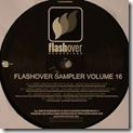 Flashover Sampler Volume 16