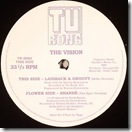 The VISION - Laidback and Groovy(house)