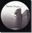 DONOR TRUSS - Decay EP(Techno)