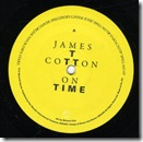 James T Cotton - On Time(Techno)
