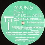 Adonis - Pres Pop Dell' Arte - No Way Back Tribute EP