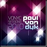 PAUL VAN DYK VONYC SESSIONS 2010