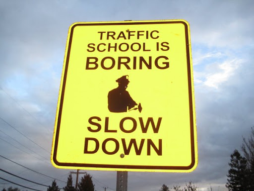 Funny Speed Limit Signs And if you still want to speed