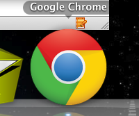 New Google Chrome Logo