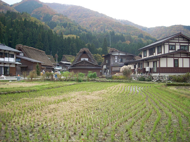 VILLAGE DE SHIRAKAWAGO 2/11/07