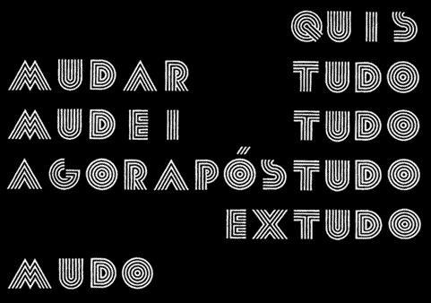 Augusto de Campos Mudo