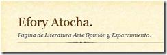 Efory Atocha