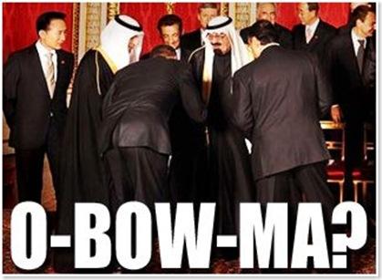 Obamabow
