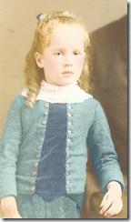 Little Miss Wells 1875