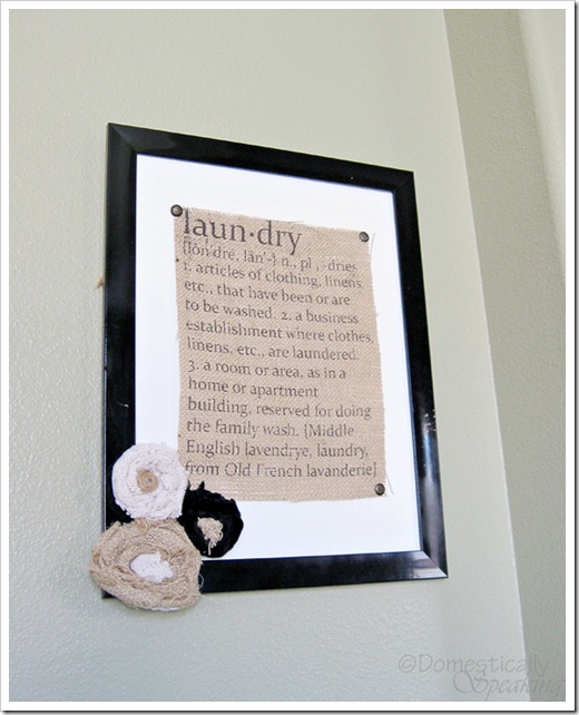 Tutorial on making your own burlap signs