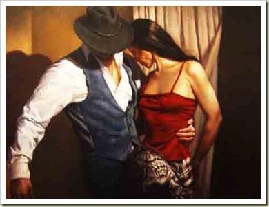 Аргентинское танго с поисковой системой