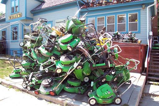 The 60 Lawnboy Truckload Lawn Mower Forums Lawnmower