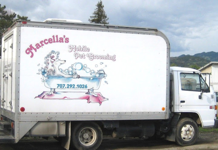Marcella's Mobile Pet Grooming