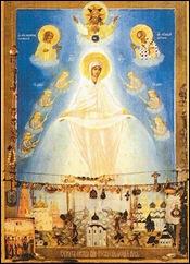 Образ Богородиці «Воскрешающая Русь». Чи можна молитися?