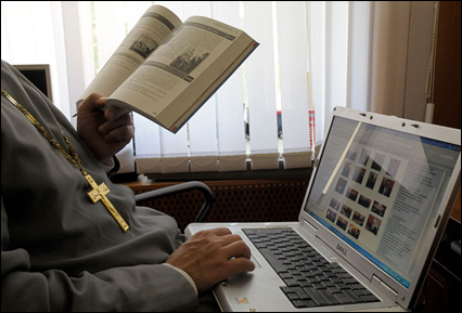 О возможности привлечения воспитанников духовных школ к делу миссионерства в сети интернет