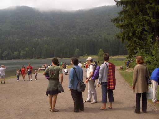 Éberség : Szent Anna tó