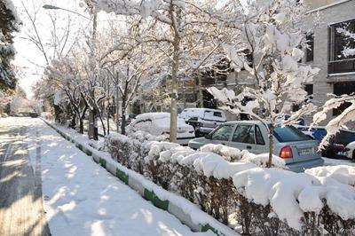 wieder Wintereinbruch