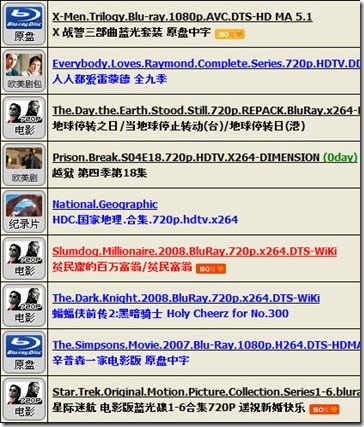 HDChina Torrents