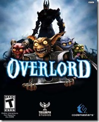 Overlord 2 PC Cover