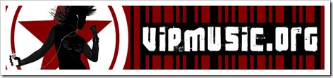 VIPMusic tracker logo