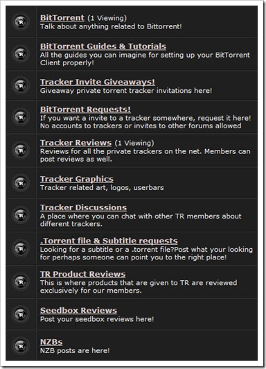 TrackeReactor Screenshot