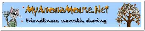 My Anonamouse Logo
