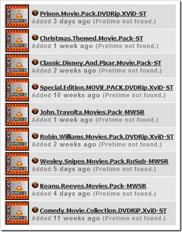 SuperTorrents Packs