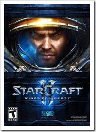 Starcraft 2 Wings of Liberty Poster Box Art