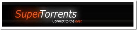 SuperTorrents Logo