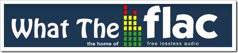 What The Flac Logo