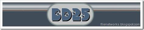 BD25 Logo