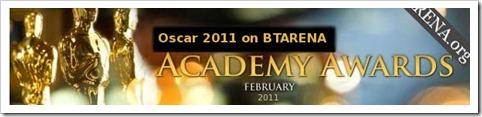 Oscar 2011 BTArena
