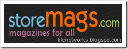 StoreMags Logo