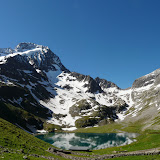 Lac de la Muzelle 2009